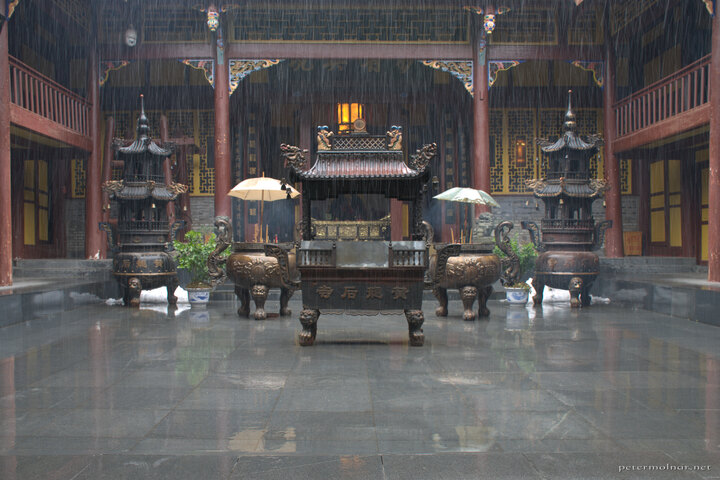 Huanglong Ancient Temple