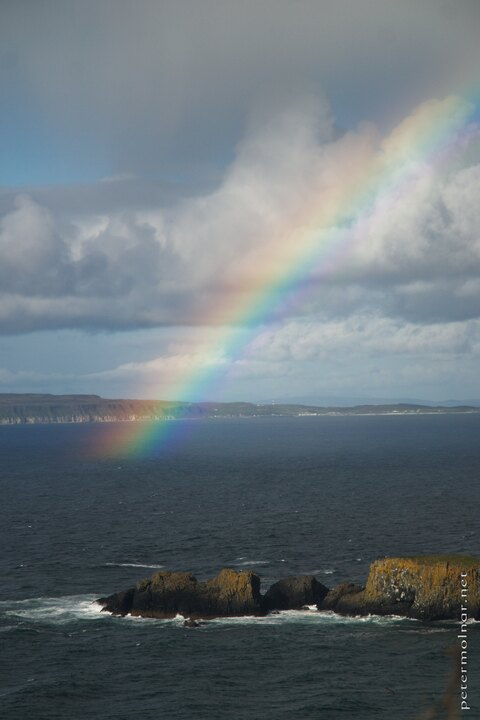 Northern Ireland - The end of the rainbow