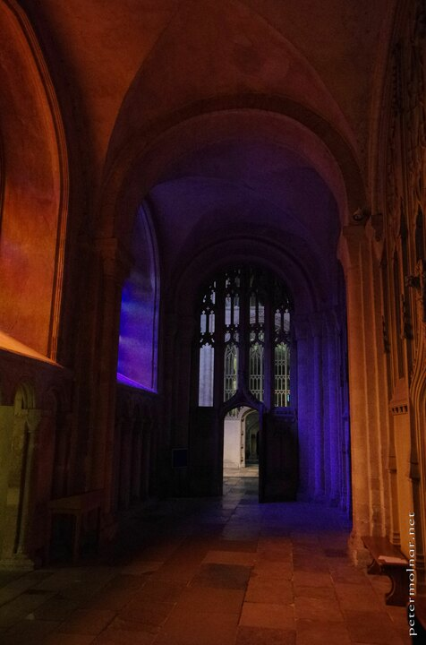 Norwich Cathedral Passage