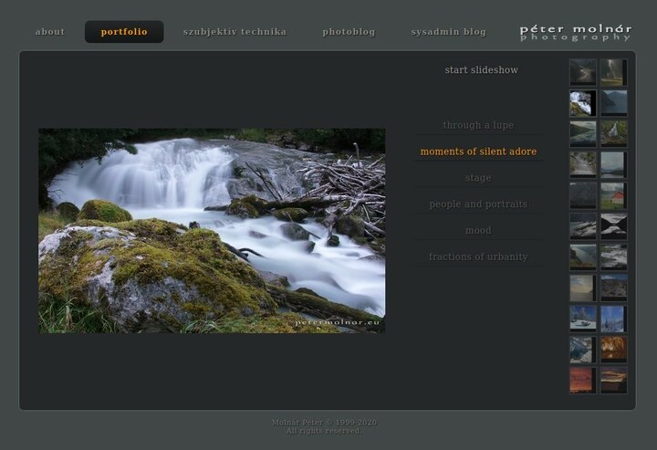Second WordPress theme from somewhere in 2011