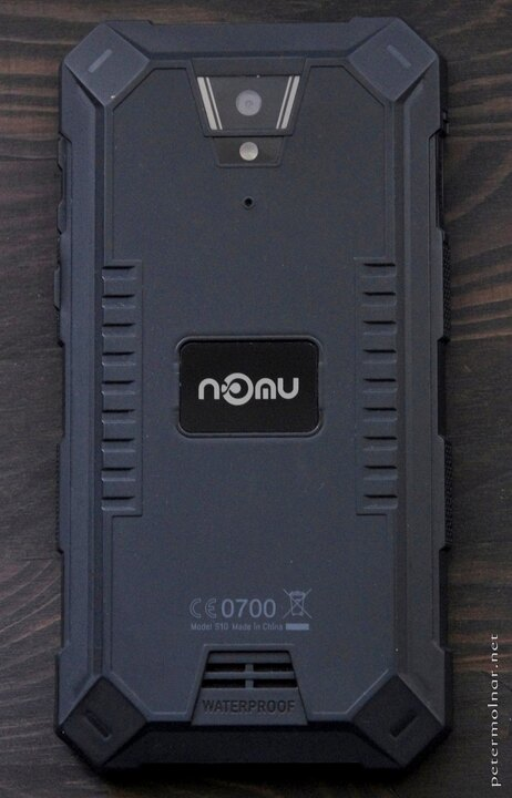 Same Nomu S10, again after a few months of use
