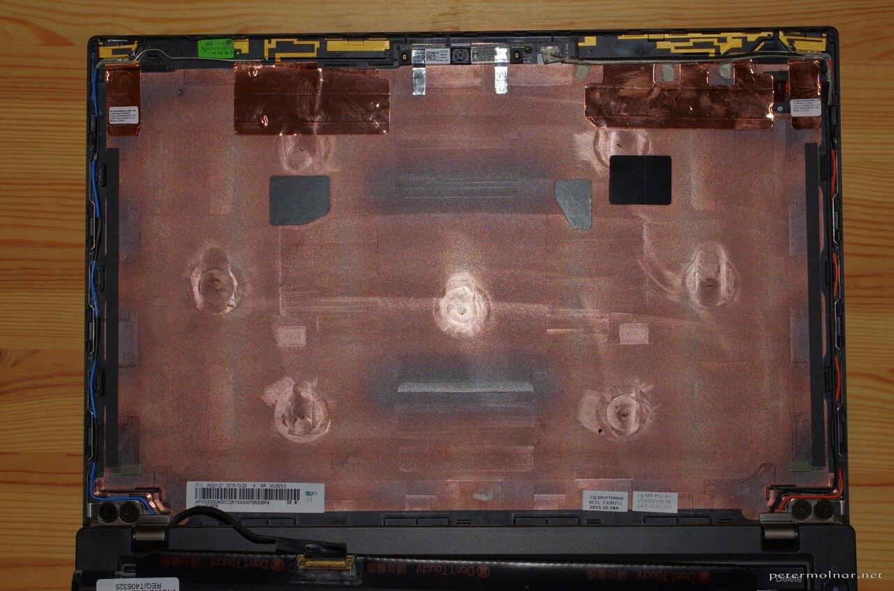 Changing laptops: ThinkPad X200 vs X250, a story of a long postponed